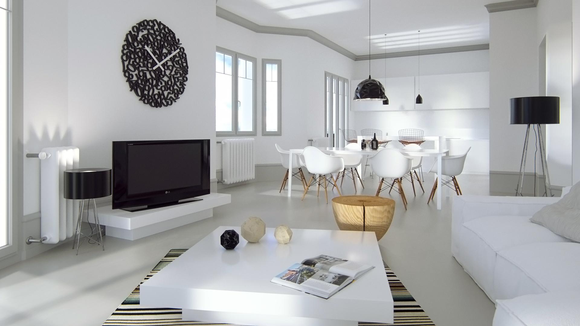 Itup – Rénovation intérieure
