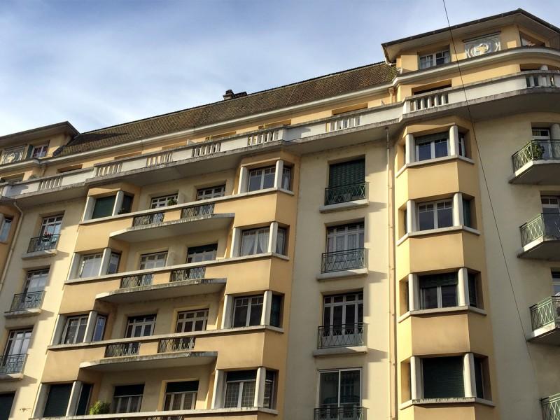 Immeuble hyper centre ville annecy rue camille Dunant